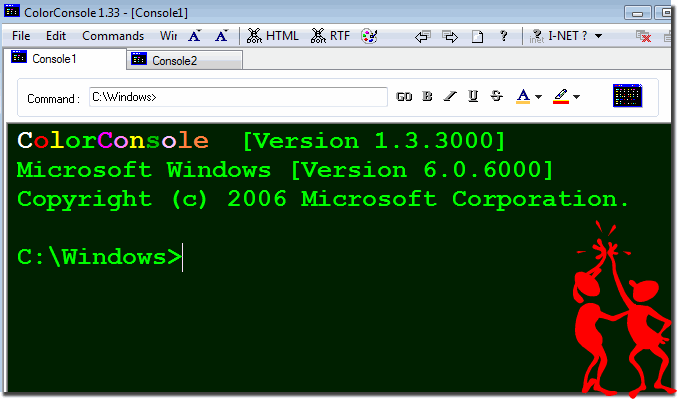 Windows Command Prompt cmd.exe alternative!