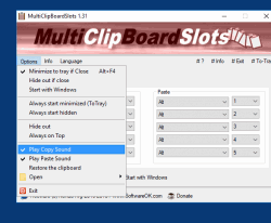 MultiClipBoardSlots 2