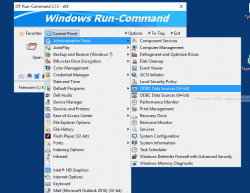 Run-Command 2 Easy Access to Control Panel Items